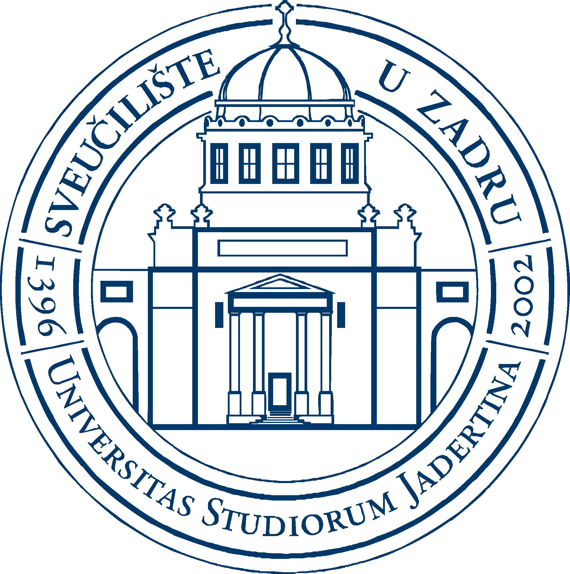 Logo University of Zadar