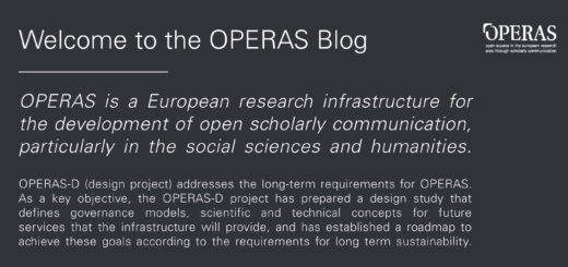 OPERAS introductory text