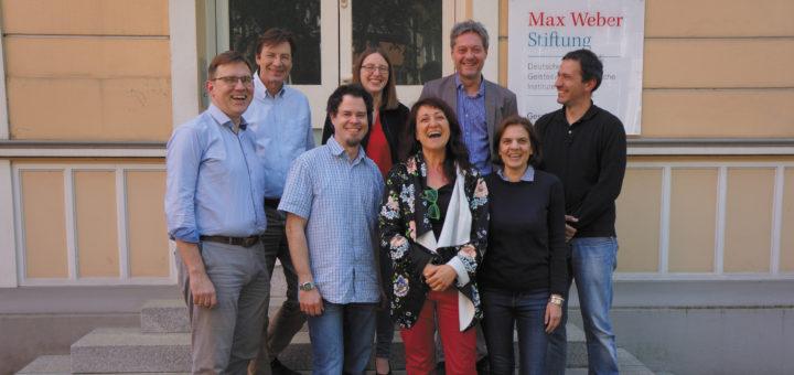 OPERAS Core Group April 2018, Bonn