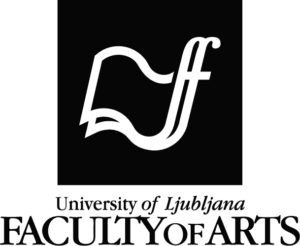 Logo University of Ljubljana, Faculty of Arts
