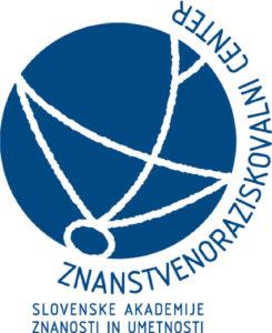 Logo ZRC SAZU
