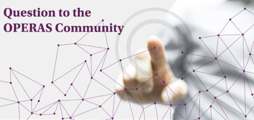 OPERAS community