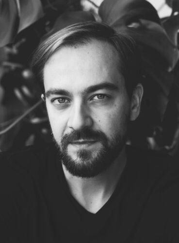 Portrait of Mateusz Franczak