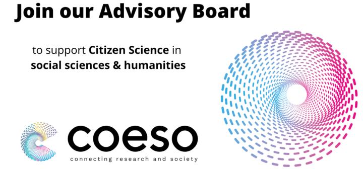 Call for COESO Advisory Board